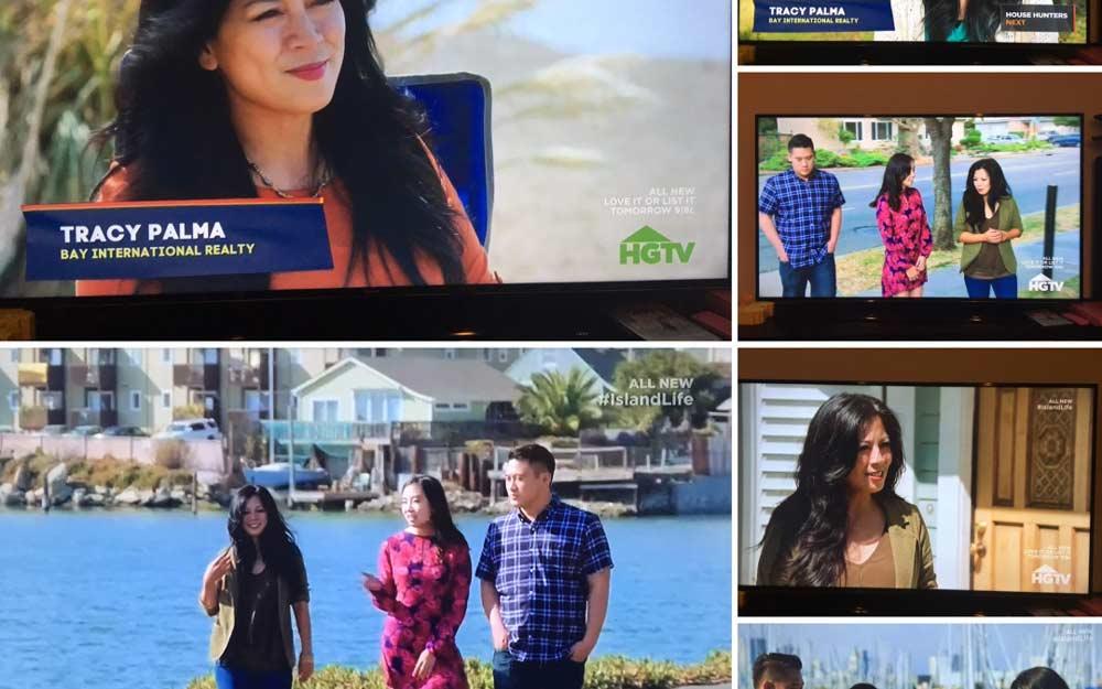 HGTV Debut